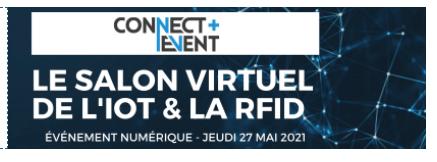 INOUID à Connectwave 2021 LoRa et Rfid
